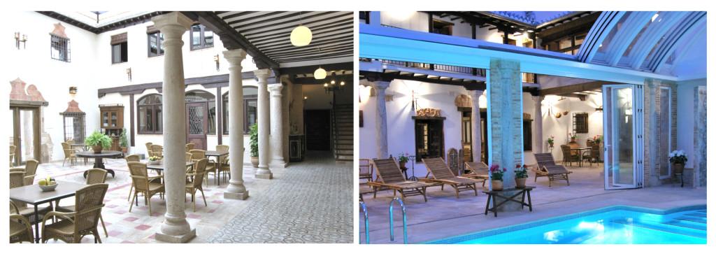 Instalaci n para calefacci n por aerotermia thermor el - Hotel casa grande almagro ...