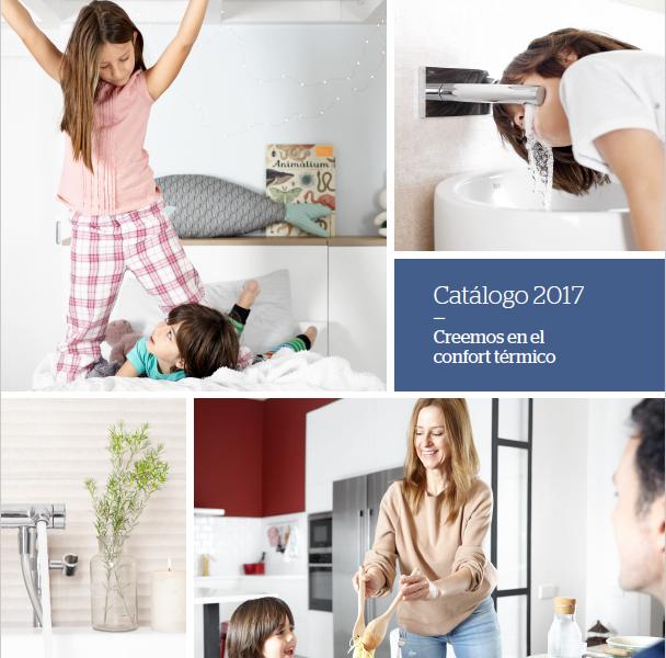 Nuevo catálogo Thermor 2017